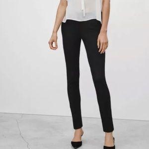 Babaton Aritzia Bi-Stretch Black Pants | 6